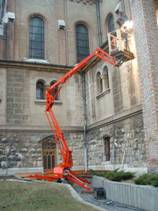 Opravy historických památek